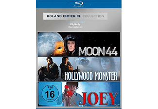 Roland Emmerich Collection (Softbox) [Blu-ray]