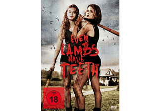 Even Lambs Have Teeth - (DVD)