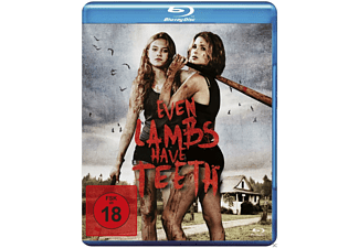 Even Lambs Have Teeth (Uncut) [Blu-ray]