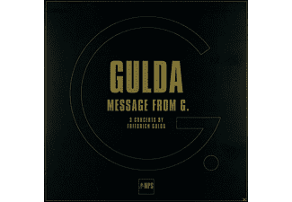 Friedrich Gulda - Message From G - (Vinyl)