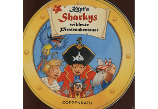 - Käpt'n Sharkys wildeste Piratenabenteuer - (CD)