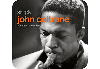 John Coltrane - Simply John Coltrane (3CD Tin) - (CD)