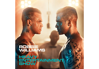 Robbie Williams - Heavy Entertainment Show (Deluxe Version) | CD + DVD