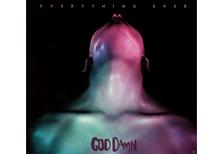 God Damn - Everything Ever - (CD)