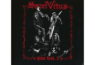 Saint Vitus - Live Vol.2 [CD]