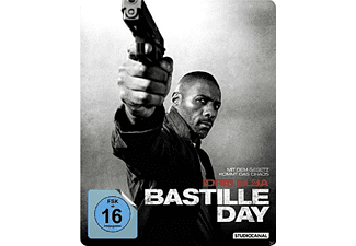 Bastille Day (Steelbook) [Blu-ray]