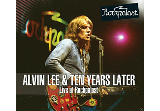 Alvin & Ten Years Later Lee - Live At Rockpalast 1978 [Vinyl]
