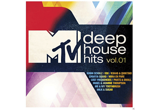 VARIOUS - MTV Deep House Hits Vol.1 - (CD)
