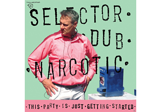Selector Dub Narcotic - This Party Is Just Getting Started [CD]