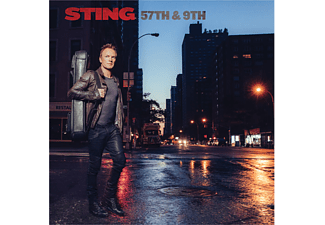 Sting - 57th & 9th (Deluxe Edition) (CD)