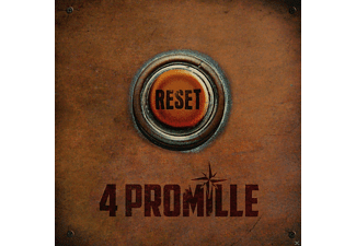 4 Promille - Present (Ltd.EP Digipak) - (CD)