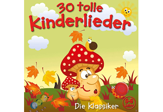 Kiddy Club - 30 Tolle Kinderlieder (Vol.2) [CD]