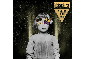 Destrage - A Means to No End [CD]