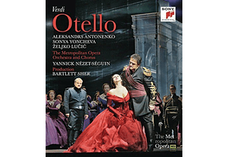 The Metropolitan Opera Orchestra and Chorus - Otello (Blu-ray)