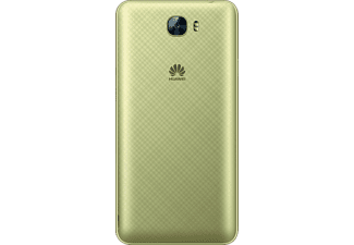 HUAWEI Y6 II compact, Smartphone, 16 GB, 5 Zoll, Gold, LTE