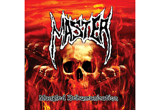 The Master - Mangled Dehumanization [CD]