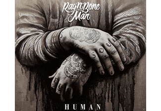 Rag'n'Bone Man - Human - (5 Zoll Single CD (2-Track))