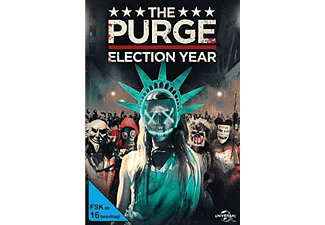 The Purge: Election Year - (DVD)