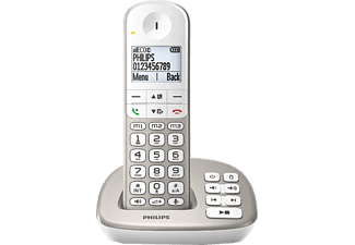 philips schnurlostelefon mit anrufbeantworter xl 4951s 38. Black Bedroom Furniture Sets. Home Design Ideas