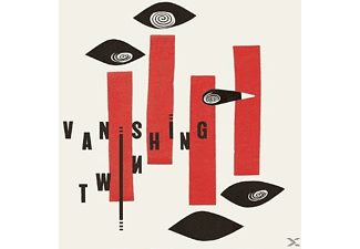 Vanishing Twin - Choose Your Own Adventure - (CD)