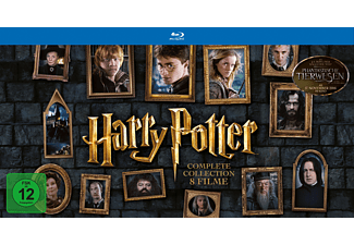 Harry Potter - The Complete Collection (Layflat Book) - (Blu-ray)
