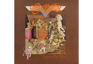Aerosmith - Toys in the Attic (Vinyl LP (nagylemez))