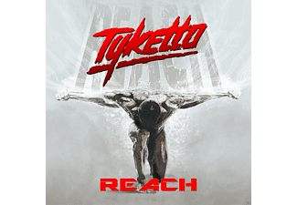 Tyketto - Reach (Ltd.Gatefold/Black Vinyl/180 Gramm) [Vinyl]