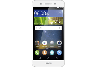 HUAWEI P8 lite smart, Smartphone, 16 GB, 5 Zoll, Silber, LTE