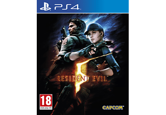 Resident Evil 5 Playstation 4