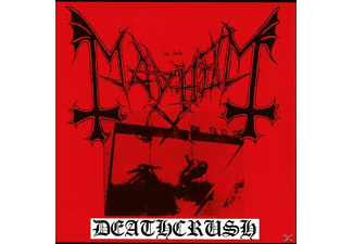 Mayhem - Deathcrush [CD]
