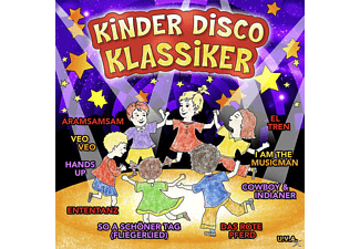 VARIOUS - Kinder Disco Klassiker - (CD)