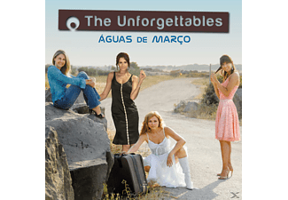 The Unforgettables - Aguas De Marco - (Maxi Single CD)