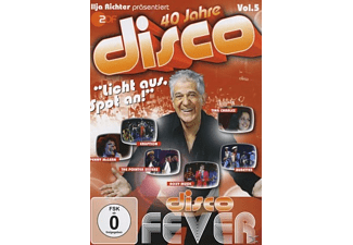 VARIOUS - DISCO FEVER - DISCO MIT ILJA RICHTER [DVD]