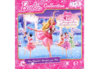 Barbie - (2)Collection, 12 Prinzessinnen - (CD)