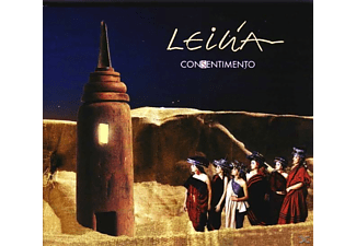 Leilia - Consentimento - (CD)