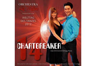 Orquesta Alec Medina - Chartbreaker For Dancing Vol.14 [CD]