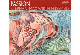 Stephan-max Ensemble Wirth - Passion [CD]