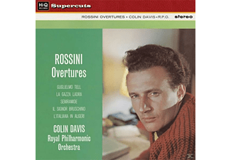Colin Royal Philharmonic Orchestra/davis - Rossini Overtures [Vinyl]