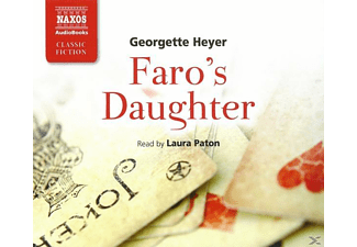 Faro's Daughter - 4 CD - Hörbuch