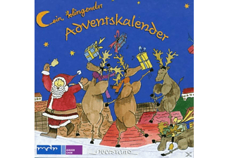 Mdr Kinderchor Gunter Berger, MDR Kinderchor/Berger/Peter/+ - Ein Klingender Adventskalender - (CD)