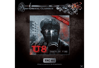 U8 - Touch Of Fire [CD]