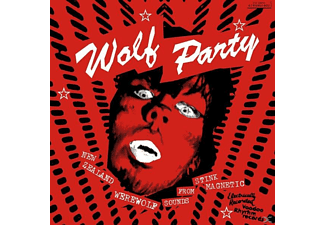 VARIOUS - Wolf Party - (Vinyl)