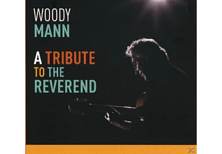 Woody Mann - A Tribute To The Reverend - (CD)