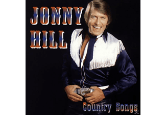 Jonny Hill - Country-Songs - (CD)