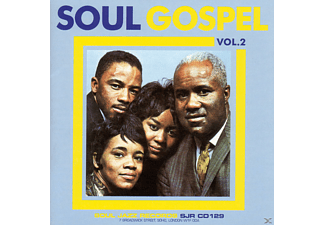 VARIOUS - Soul Gospel 2 - (CD)
