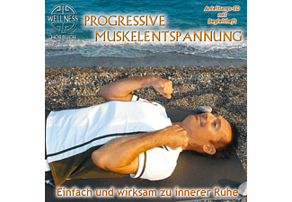 VARIOUS - Progressive Muskelentspannung [CD]