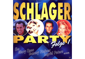 VARIOUS - Schlagerparty 1 [CD]