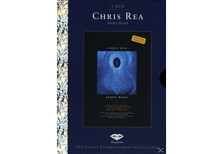 Chris Rea - Stony Road (Diamond Edition) [DVD]