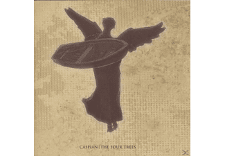 Caspian - The Four Trees - (CD)