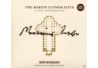 Ndr Big Band Hamburg - THE MARTIN LUTHER SUITE - A JAZZ REFORMATION - (CD)